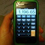 Update: my $1,214.65 iPhone bill