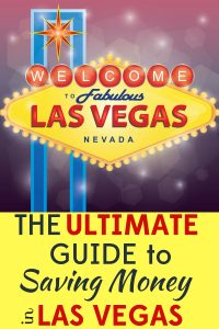 The ultimate guide to saving money in Las Vegas! Follow these 17 insider tips and you'll have plenty of money for shows and gambling.