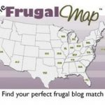Frugal map – find a blogger near you