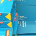 Cheap paper at Staples through Saturday