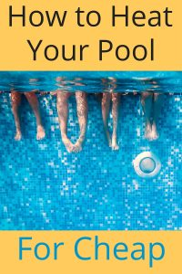 heat your pool
