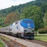 Reader story: a train vacation from CA to D.C.