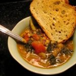 Recipe for cheap lentil soup