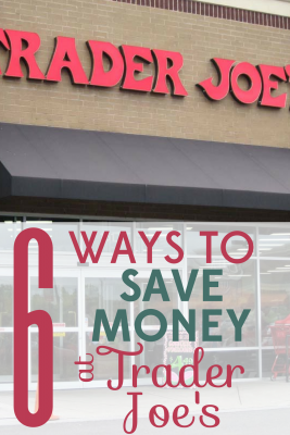 Trader Joe's already has great deals, but it still pays to shop smart there. Check out these 6 ways to save money at Trader Joe's.