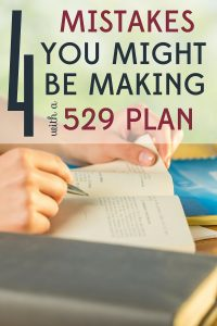You're planning for your child's college education, which is great! But don't make the four most common mistakes when you select a 529 Plan.