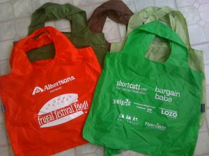 Why I love my Envirosax nylon bag from the Frugal Festival Food!