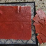 How to make easy fruit leather with a dehydrator