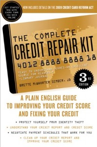 Book giveaway the complete credit repair kit book giveaway the complete credit repair kit solutioingenieria Images