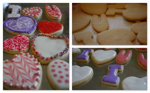 cookies 300x187 Inexpensive Valentines Day treats and recipes