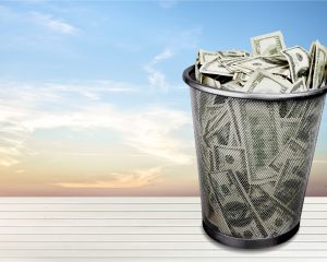 10 Ways You're Throwing Money Away
