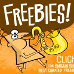 Daily Freebies Delivered to Your Inbox!