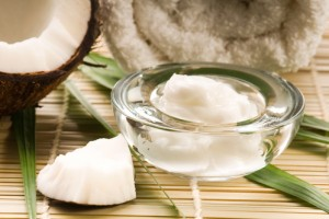 I'm going nuts for coconut oil! Via Shutterstock