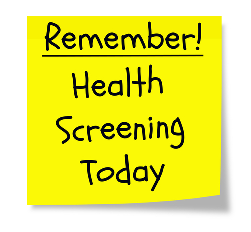 Saturday Freebies – Free Health Screening