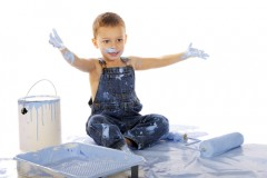 Woohoo! Snag FREE paint from Valspar. Via Shutterstock