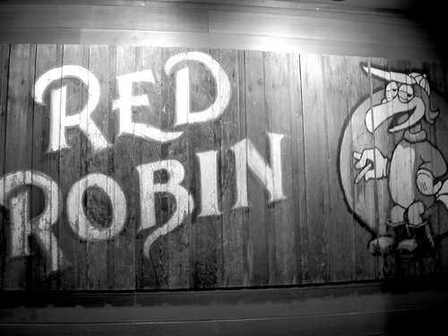 Tuesday Freebies – FREE Red Robin