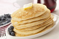 FREE pancakes at IHOP today! Via Shutterstock