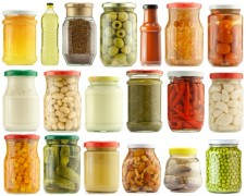 So many use for recycled jars. via Shutterstock.