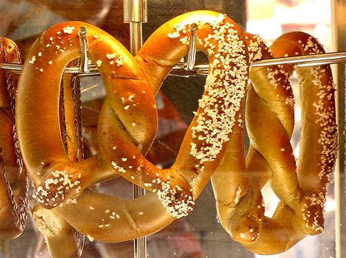 Thursday Freebies-Free Pretzel from Ben's Soft Pretzels
