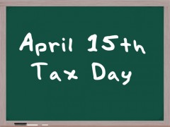 Score Tax Day freebies today! Via Shutterstock