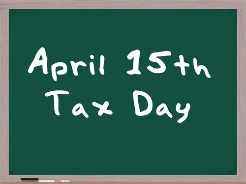 Monday Freebies – Tax Day Roundup