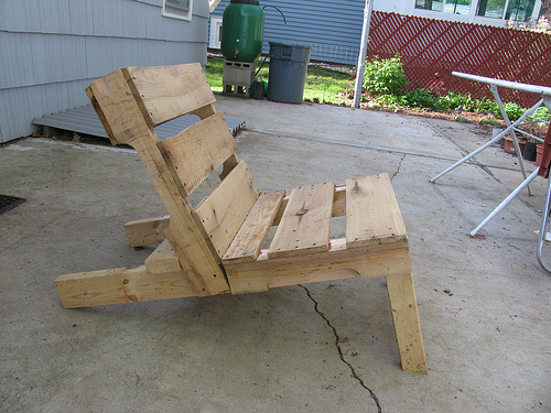 6 DIY Pallet Projects