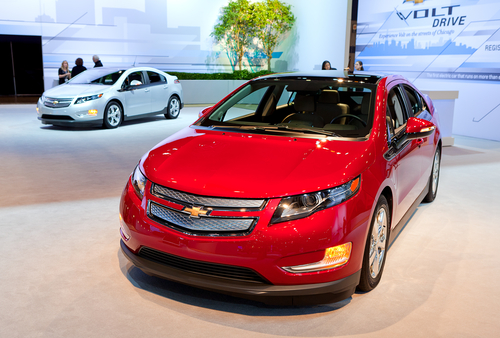 Should we buy a Chevy Volt? Comes with FREE electricity.