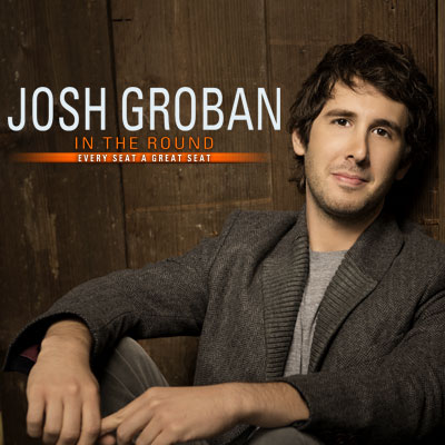 Last Chance to Win Josh Groban Tickets!