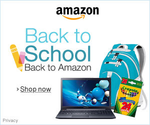Back to College Deals on Amazon