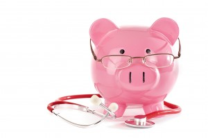 Health insurance doesn't have to break the bank - via Shutterstock