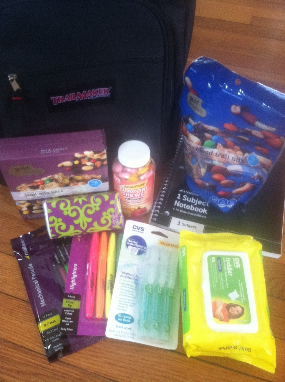 Win $50 Back to School Supplies From CVS!
