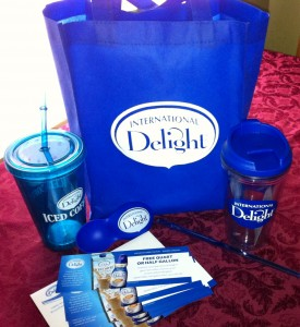 Score an International Delight goodie bag!