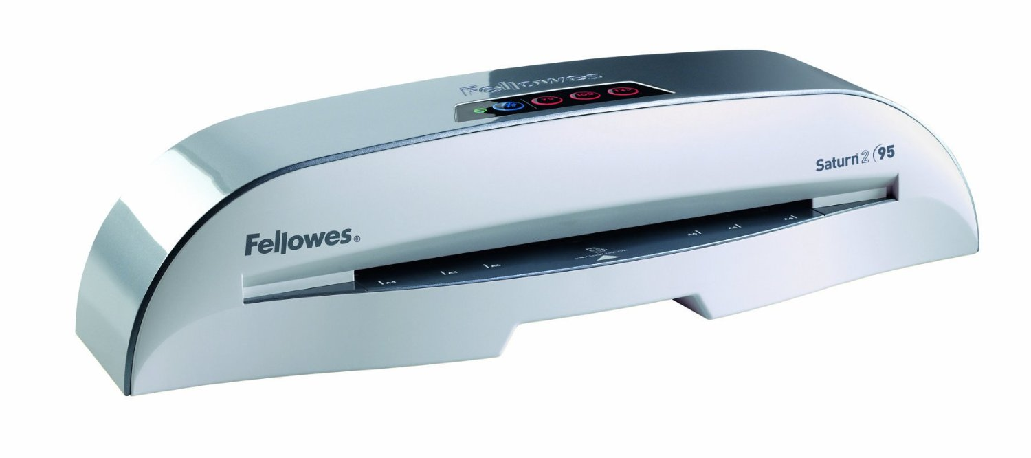 Win a $65 Laminator from Fellowes!