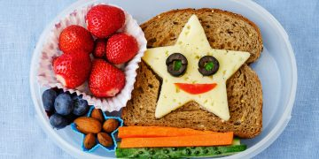 50 Healthy School Lunches for Your Kids