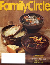 Friday Freebies – Free One Year Subscription to Family Circle Magazine
