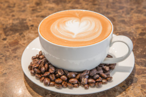 National Coffee Day is tomorrow! Don't miss out on these sweet freebies! Via Shuttershock.