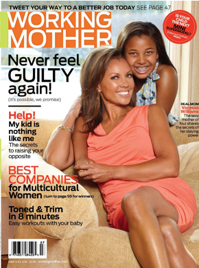 Wednesday Freebies – Free One Year Subscription to Working Mother Magazine