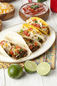 Celebrate National Taco Day with these great deals! Via Shutterstock.
