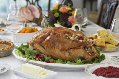 The turkey should be big, not your grocery receipt! Check out these 8 tips that will help you save money on Thanksgiving dinner.
