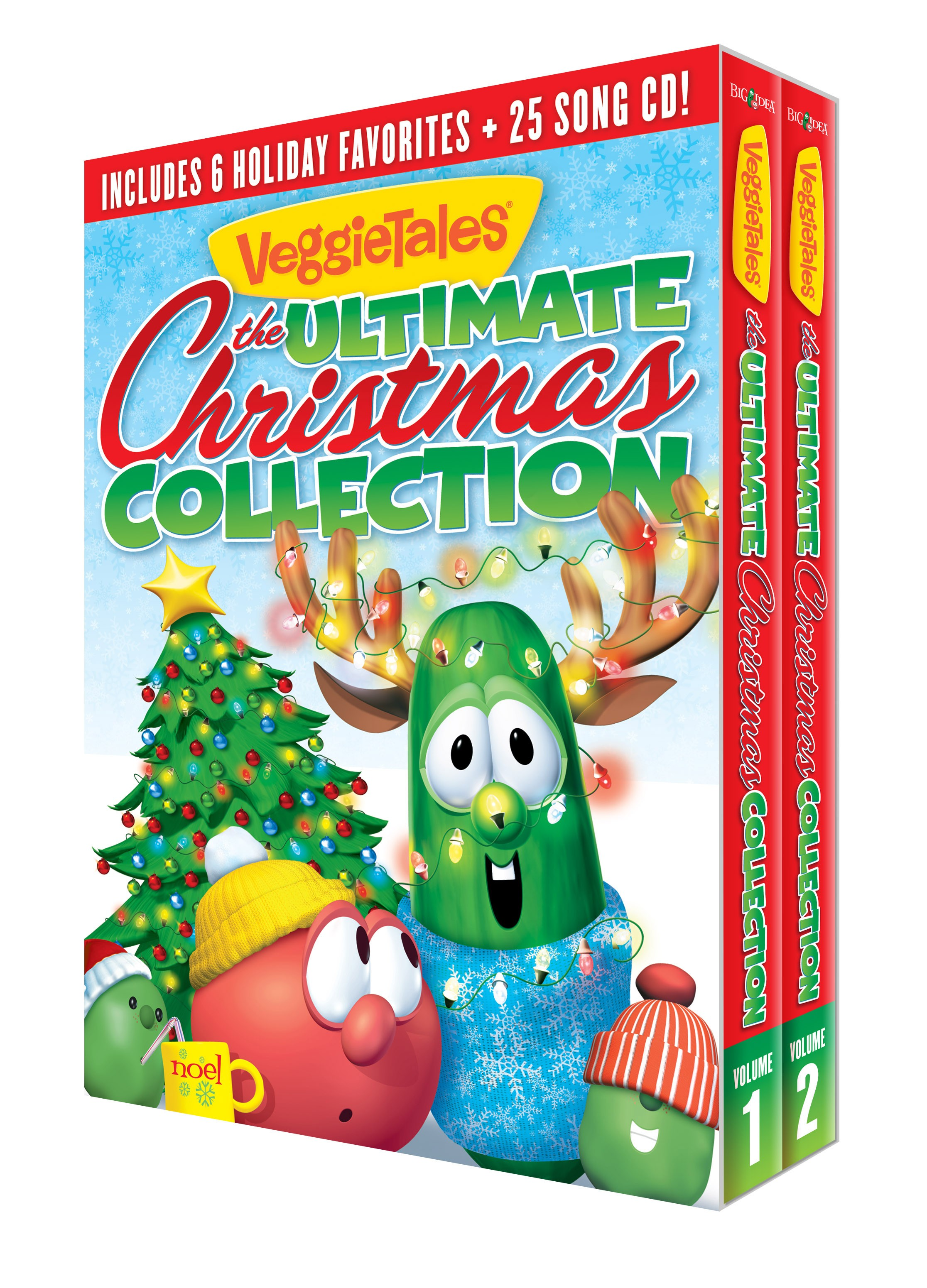 Win $75 in Veggie Tales Videos and DVDs