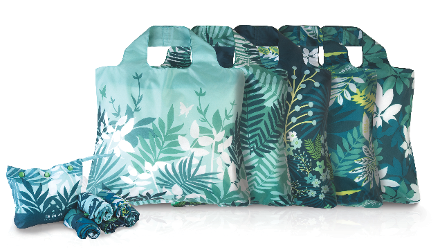Win $80 in Stylish Reusable Bags (10 of 'em!)