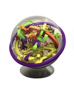 Perplexus - a great toy for the entire family.