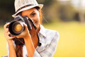 Score a free online photography class today! Via Shutterstock.