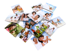 Print your favorite family photos for free today! Via Shutterstock.