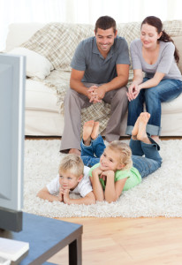 Score a fun family movie night for free from Redbox! Via Shutterstock.