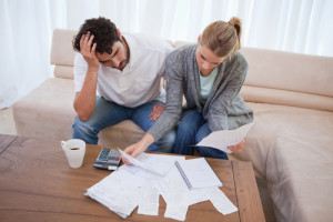 Struggling to pay back college debt? Is bankruptcy an option? Via Shutterstock