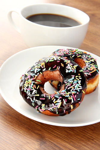 Tuesday Freebies – Free Krispy Kreme Doughnut and Coffee
