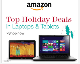Top Deals on Laptops and Tablets on Amazon!