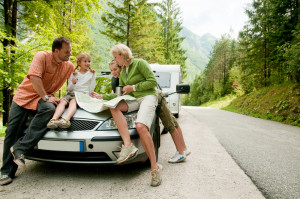 Save money on your holiday road trip - via Shutterstock
