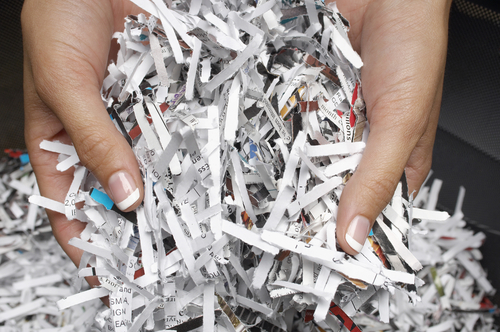 Do You Shred All Receipts? Identity Theft Scare!