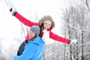 Why winter break should be a mixture of work and play. Via Shutterstock.